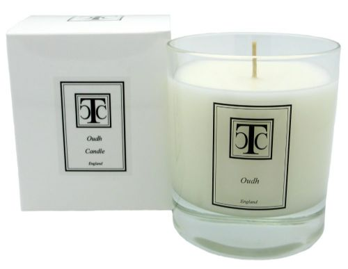 Oudh Scented Candle 40 hour